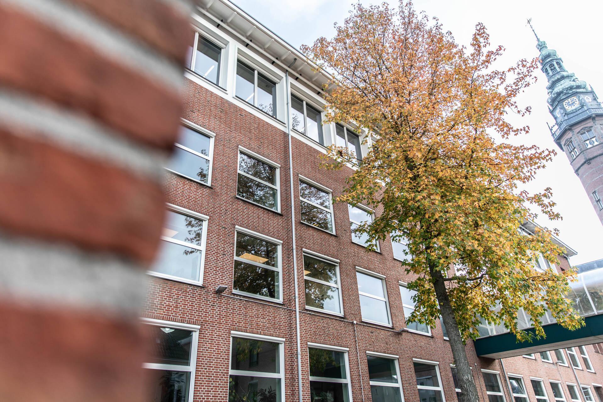 Academiegebouw RUG